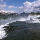 American Falls by Wheelssky