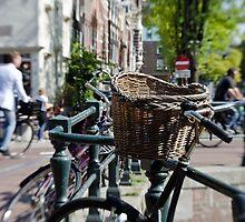 Amsterdam: Bikes by Kasia-D