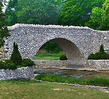 Stone bridge by Poete100