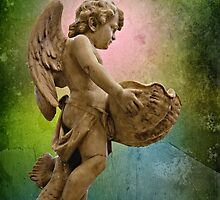 Angel of God by Bonnie T.  Barry