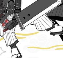 Final Samurai VII Sticker