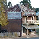 Northeys Store, Hill End, NSW by DashTravels