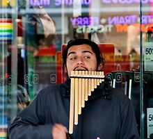 Busker - Colour by Jordan Miscamble