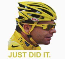 Just did It! Cadel wins........ by casperbee