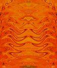 Orange Dance by ArtOfE