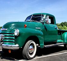 1949 Chevy 3100 by djphoto