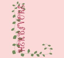 Herbivore in Pink by veganese