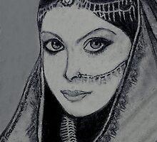 Rajasthani Bride......India by AroonKalandy