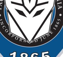 Transformers - Police Sticker