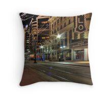 Downtown Buffalo, NY Throw Pillow