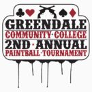 Greendale Paintball Tournament by studown