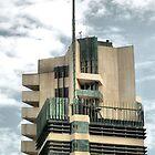 Price Tower, Bartlesville, Oklahoma, Frank Lloyd Wright by Crystal Clyburn