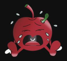 Crying Apple by Rainy