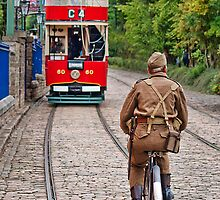 Crich 40's weekend by cameraimagery2