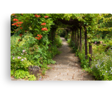 The Rookery Arbour Canvas Print
