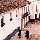 Village Chat, Spain by Alberto  DeJesus