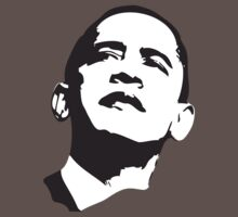 Womens Barack Obama 2012 by ObamaShirt