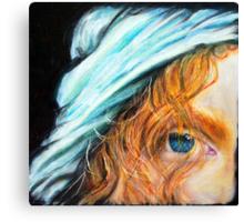 Anne Marie  Canvas Print