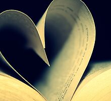 Heart of pages  by sondralord