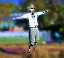 The Scarecrow by BoB Davis