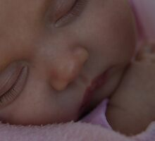 Little Sleeping Angel by tarynb