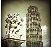 Pisa, Italy by Cara Gallardo Weil