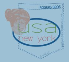 usa logo by ian rogers by ukcotswolds