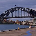 Sydney Harbour Bridge by Liz Worth