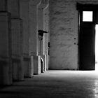 walking toward the light. by queenloube
