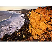 Wilyabrup Cliffs Photographic Print