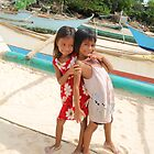 5 year old girls Filipinas by Dave P