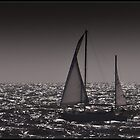 Lonely Sailor by Peter Rattigan