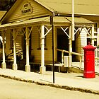 arrowtown post office by Steve Scully