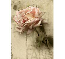 Fade Away Photographic Print