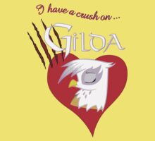 I have a crush on... Gilda - with text by Stinkehund