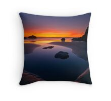 Stacks and Stones Throw Pillow