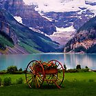 Lake Louise by CrowningGlory
