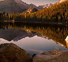 Bear Lake by CrowningGlory