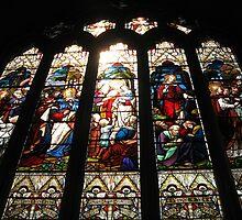 ABBEY WINDOW by gothgirl