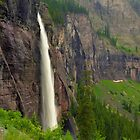 Bridal Veil Falls  by CrowningGlory