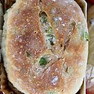 Green Chilli Bread by Janie. D
