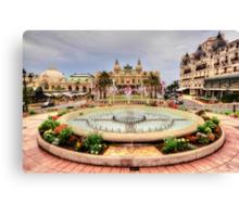 Casino of Monte Carlo Canvas Print