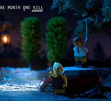 One month One kill – August by Shobrick
