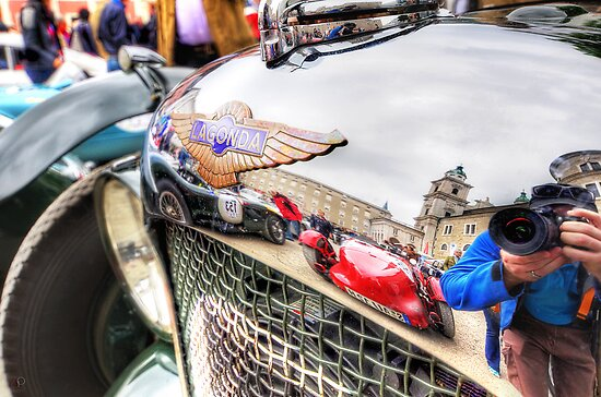 Lagonda Reflections by Luke Griffin