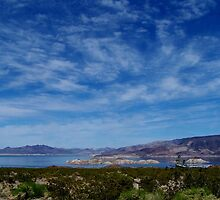 Lake Mead by Eileen Brymer