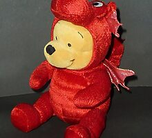 St David's Day Pooh! by PollyBrown