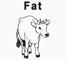 Fat Cow by Shontay