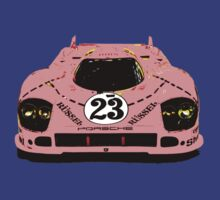 Porsche Pink Pig by supersnapper