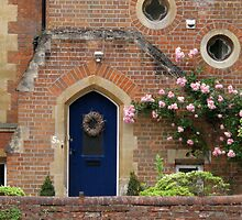 Oxford Door 1 by Patsy Smiles