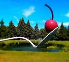 Spoonbridge and Cherry by briandclatour